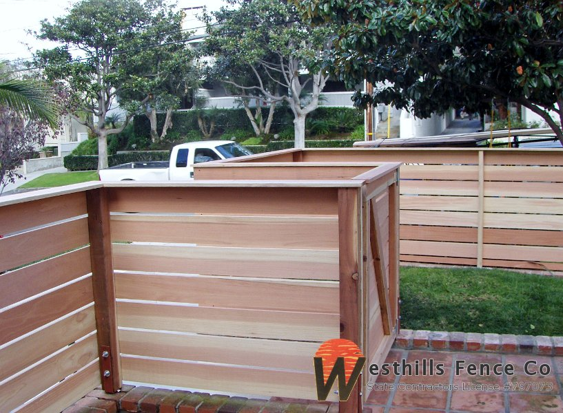 Image Result For Horizontal Wood Fence